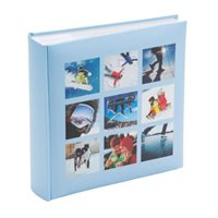 Winter Montage Memo Style Photo Album 200 6x4