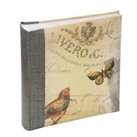 Summer Breeze Memo Style Photo Album Bird 200 6x4