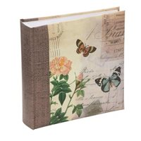 Summer Breeze Memo Style Photo Album Rose 200 6x4