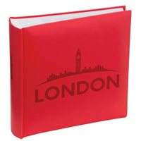 Kenro London Skyline Memo Style Photo Album. Holds 200 6x4