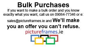 We keep over 1000 different designs of Picture & Photo, and Poster Frames in Stock