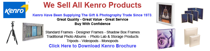 Kenro Picture Frames and Photo Albums
