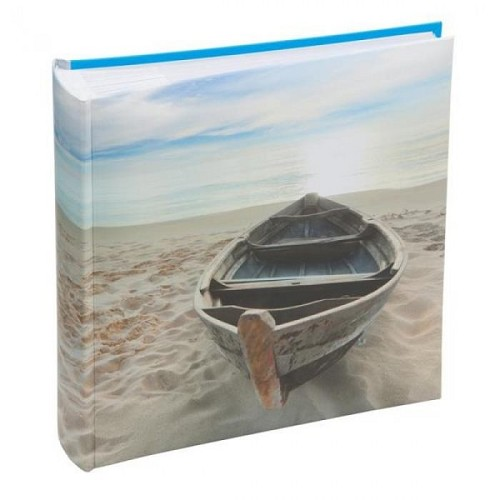 "Kenro Boat Design Memo Style Photo Album takes 200 6x4"" / 10x15cm photos Code: HOL105"