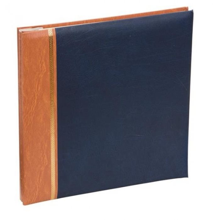 Grace Blue Memo Style Photo Album 200 7x5