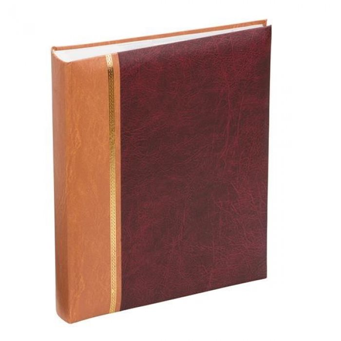 Grace Memo Style Photo Album Red 100 6x4
