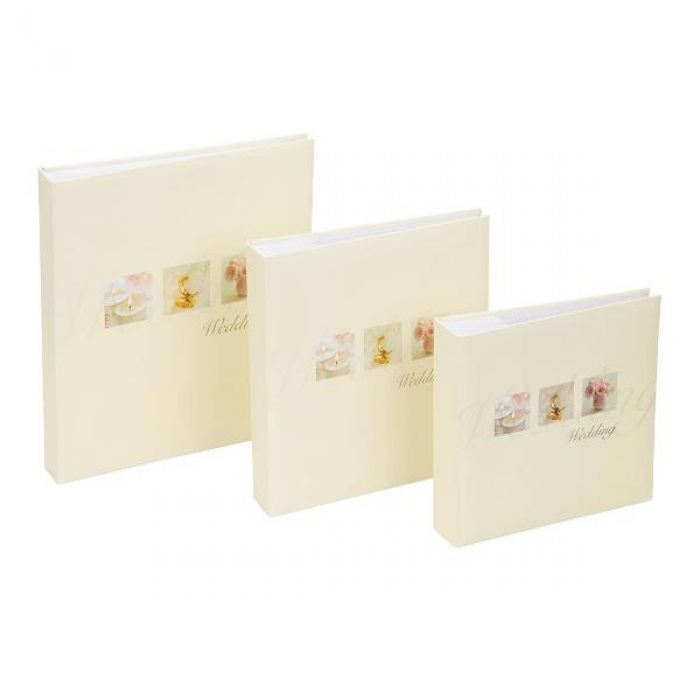 Pearl Rose Traditional Style Photo Album 32x27.5cm 60pgs Code: WED103