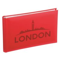 Kenro London Skyline Mini Photo Album Holds 36 6x4