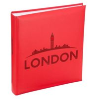 Kenro London Skyline Traditional Style Photo Album 29x32cm 100 pgs. Code: LON203