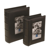 Carlton Black MiniMax Photo Album 80 7.5x5