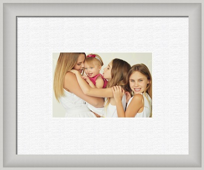 Photo Framing: Convert Your Photo to Art: Upload, Mount & Frame.  Great Gift Idea