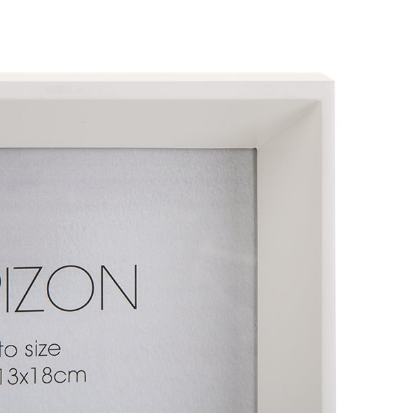 HZ1015WH: Horizon White Photo Frame|kenro Ireland