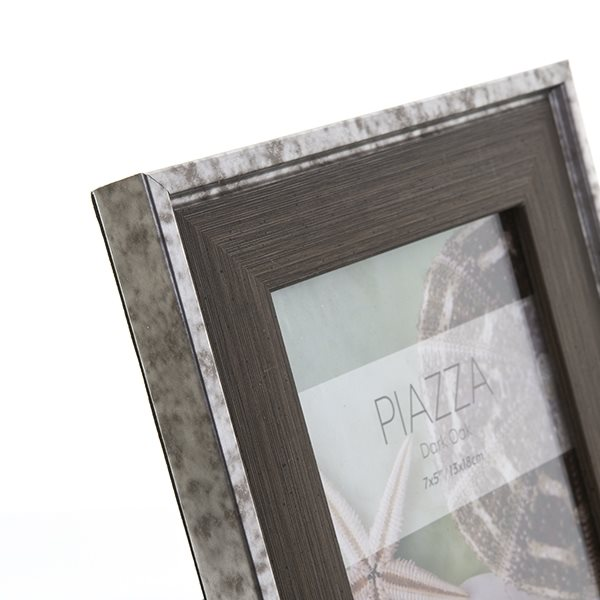 Pz2025m Piazza Dark Oak Photo Framekenro Ireland