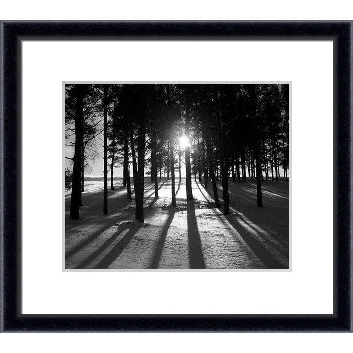 FR1318BW: Frisco Black Wood Photo Frame|Kenro Ireland