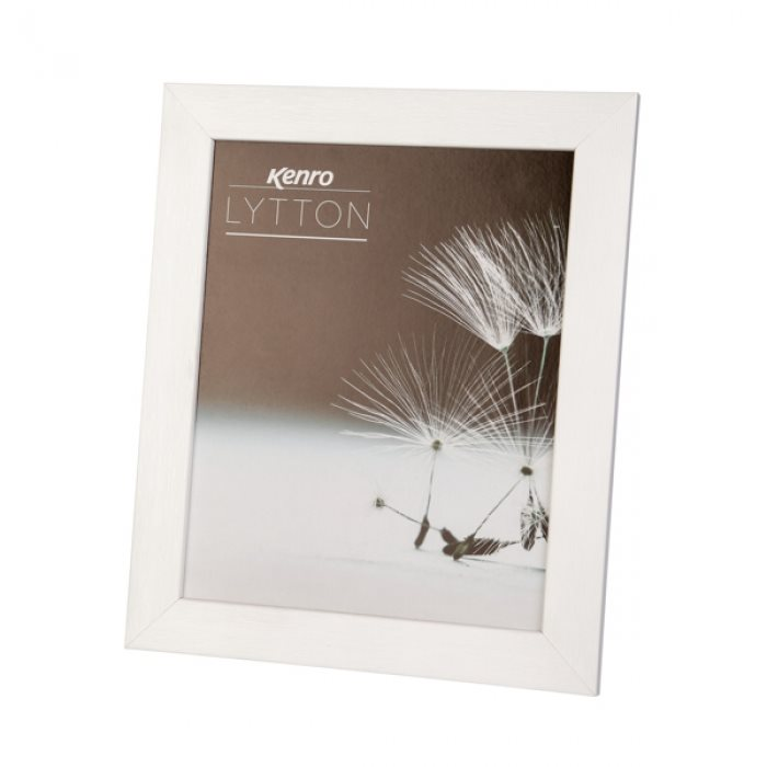 LY2025WH: Lytton White Photo Frame|Kenro Ireland