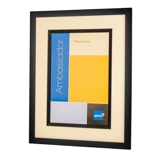 Amb2530b Ambassador Black Photo Framekenro Ireland