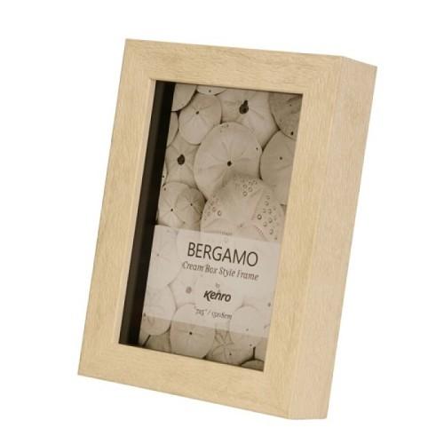 Berg2025iv Bergamo Cream Box Frame Kenro Ireland