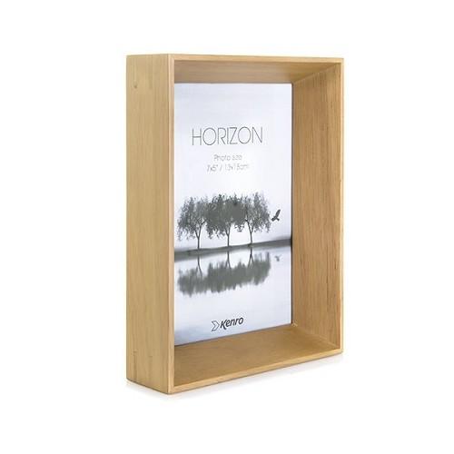 Hz1318n Horizon Natural Wood Photo Framekenro Ireland