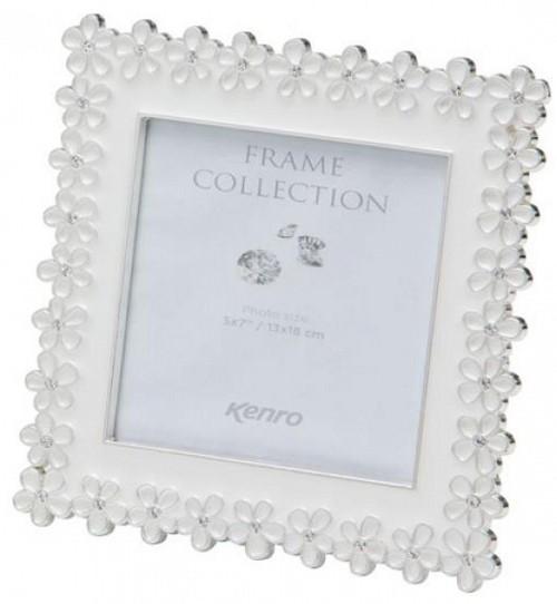 enamel photo frame | Glass photo frame | CLS1010W