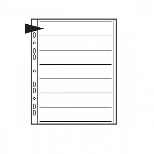 Negative File Pages 35mm Paper - pack of 1300     Code: KNF02/A